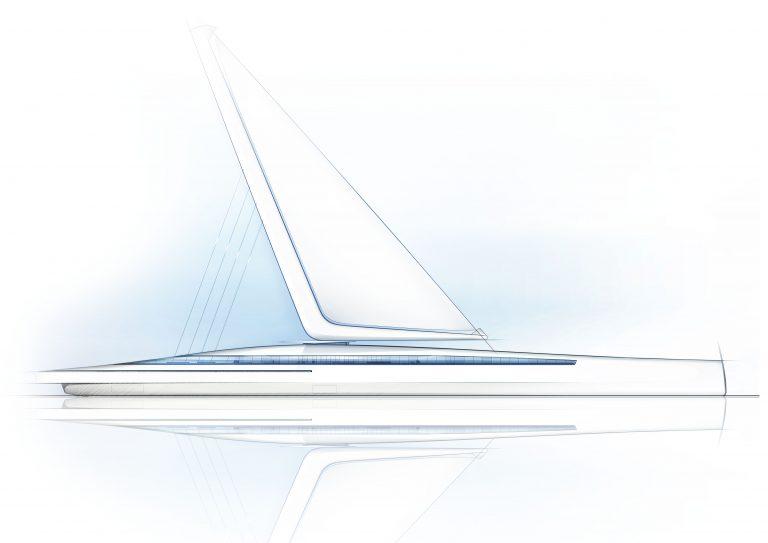 sailing yacht philippe Briand