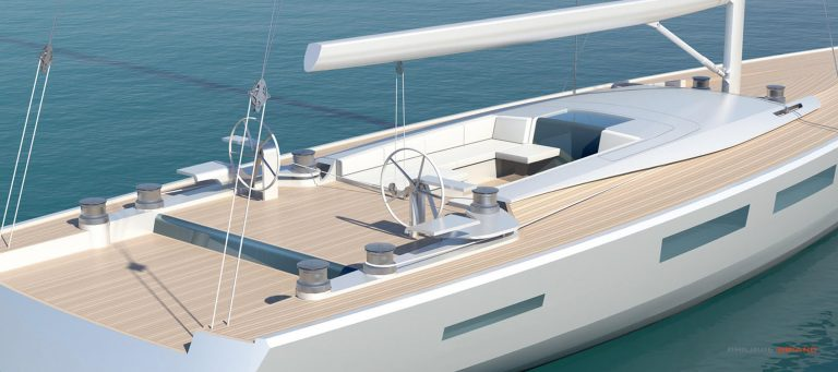 Philippe Briand Sailing Yacht