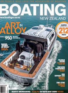 New Zealand boating