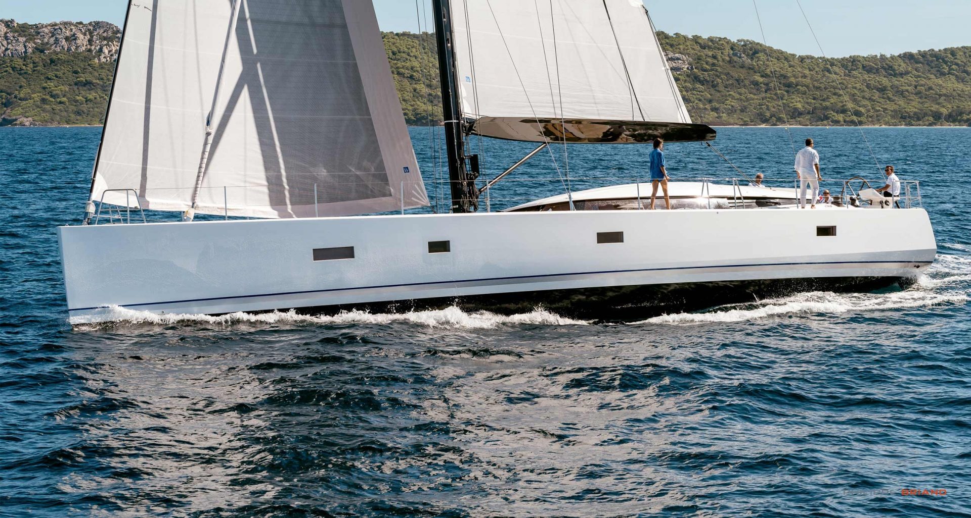 CNB sailing yacht