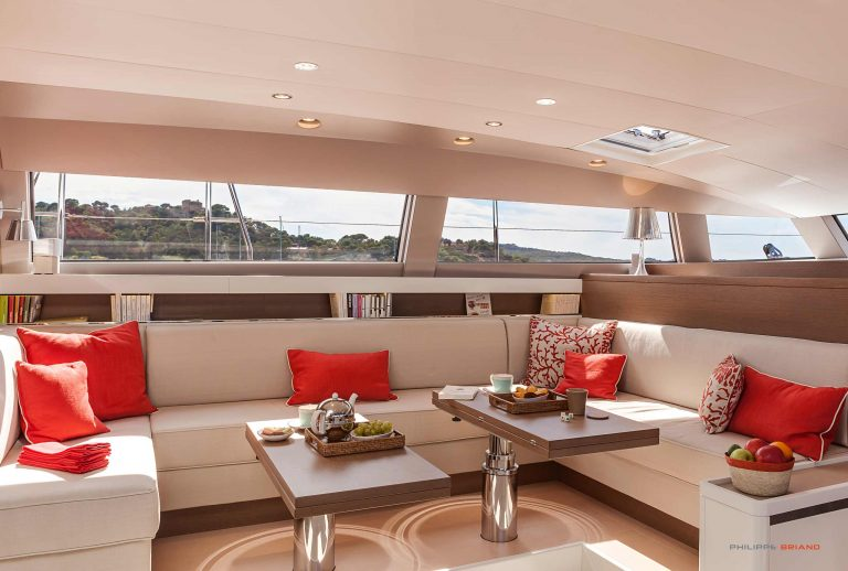 CNB sailing yacht interior