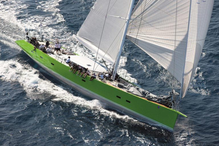 INOUI sailing yacht