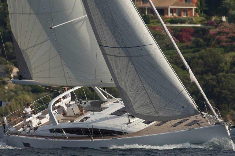 Jeanneau sailing yacht
