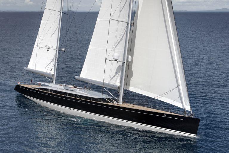 Philippe Briand Vertigo Sailing Yacht